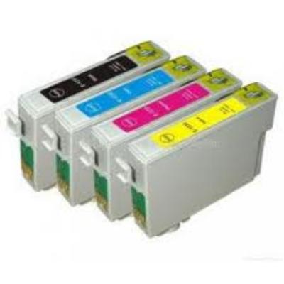 Epson utángyártott tintapatron - Epson - t611bk