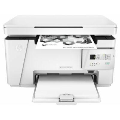 HP LaserJet Pro M26nw Wifi MFP fekete fehér monó nyomtató